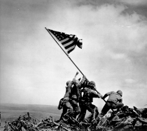 Flag over Iwo Jima