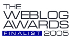 The 2005 Weblog Awards
